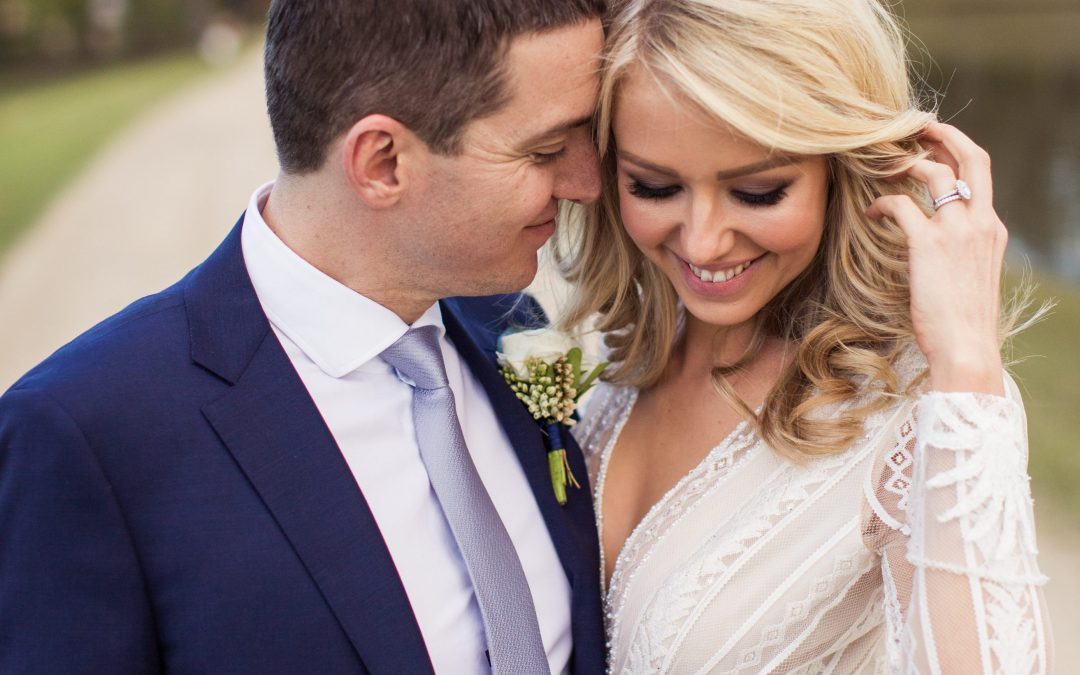 A celebrity wedding in the Hunter Valley